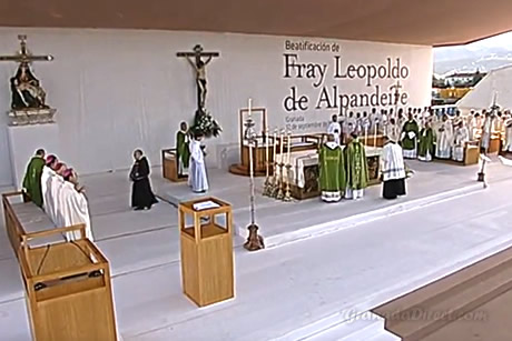 beatificacion de fray leopoldo